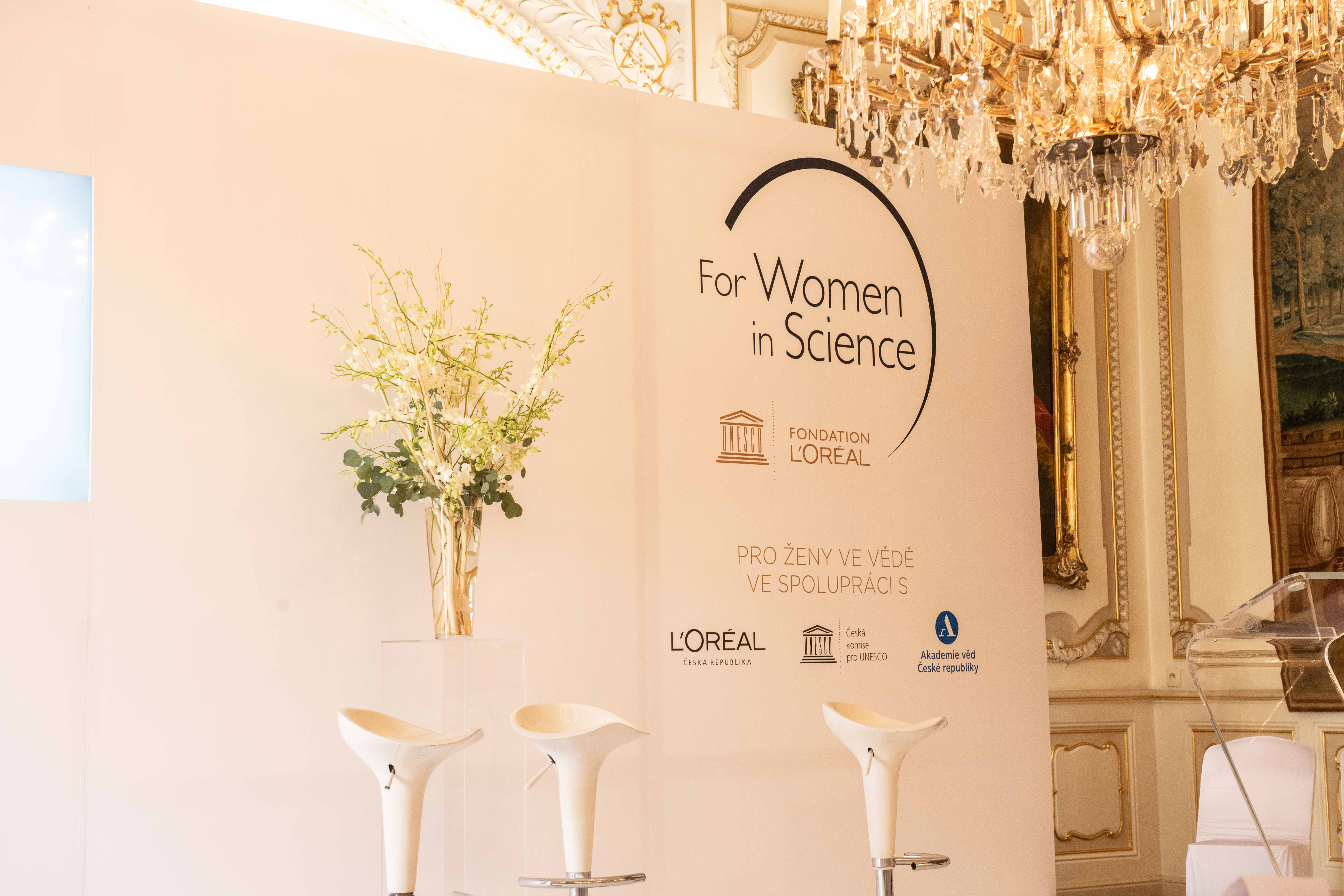 L'Oréal Czech Republic launches 15th edition of L'ORÉAL-UNESCO For Women in Science, Czech Republic - talent program
