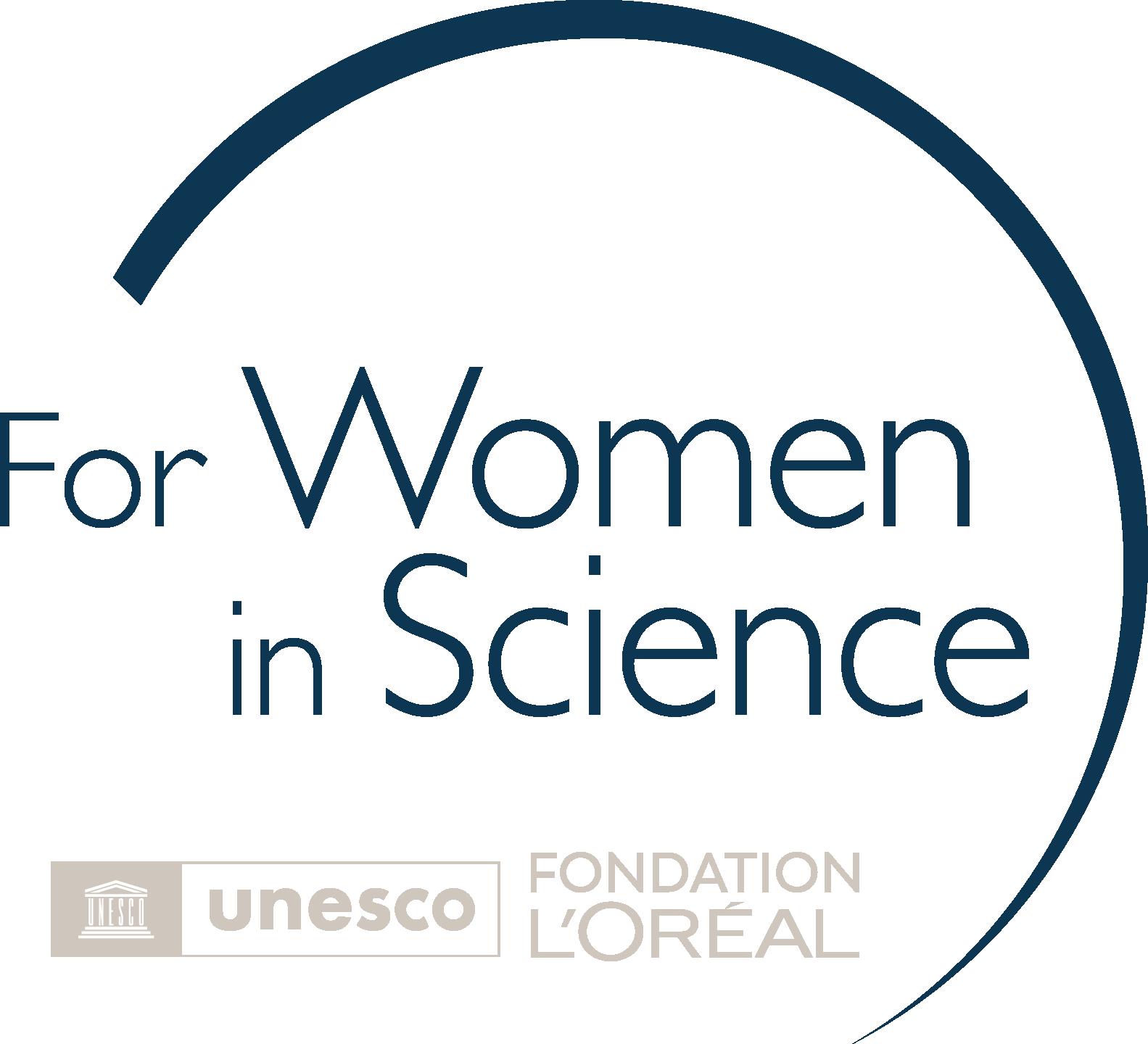 Logo For Women in Science